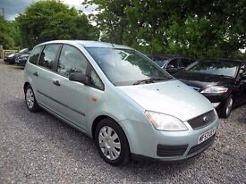 2003'53 FORD C-MAX 1.8cc LX--100K MILES--MOT FAILURE------SPARES REPAIR