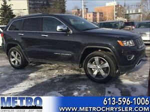 2016 Jeep Grand Cherokee Limited-LOW MILEAGE