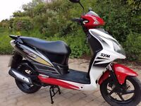 SYM JET 4 50cc 2013 MODEL