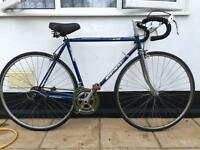 "Adults ViNtage AMMACO Road Bike. 21"" Frame. Large. 700cc wheels. Fully working"