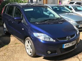 2007 Mazda5 2.0 D Sport 7 Seats, READ FULL ADVERT BEFORE Calling
