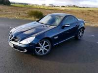2006 Mercedes SLK280. 90000 miles
