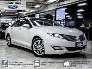 2014 Lincoln MKZ HYBRID RESERVE PKG LEATHER SUNROOF NAVIGATION