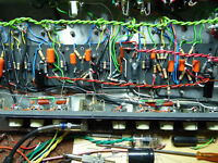 Amplifiers, Valve and Transistor,musicians equipment and Hi-Fi, Service and Repairs.