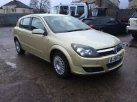 2004/54 VAUXHALL ASTRA SXi TWINPORT 1.6