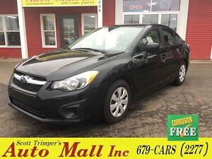 2013 Subaru Impreza 2.0i Sedan AWD - Low Kms!