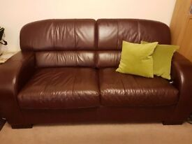 3 seater bed settee.