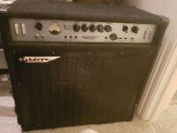 """Ashdown MAG 300 Bass Amp 4x10"""" speaker combo."""