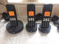 BT Digital Cordless Phones & Answer Machine