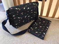 Mothercare change bag / nappy bag