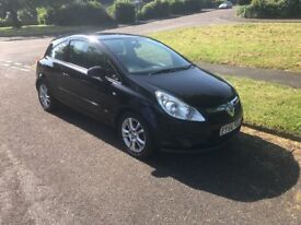 2006 Vauxhall Corsa 1.4 Petrol, Manual, LOW MILEAGE