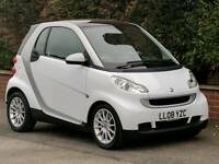 SMART FORTWO COUPE..FULL SERVICE HISTORY..FULL HEATER LEATHER..RARE!!