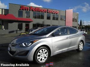 2016 Hyundai Elantra GL w/bluetooth, heated seats