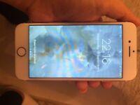 Iphone 7 rose gold- unlocked, 32GB