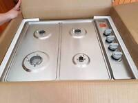Brand New in Box Stainless Steel Hob