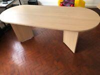 Boardroom table, Good condition