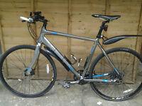 Boardman Hybrid Team Bike.