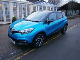 2015 Renault Captur 0.9tce Dynamique Media Nav s plus like new all books and keys here