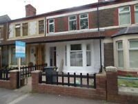 Allensbank Road, Heath, Cardiff - 4 Bedroomed terraced property for professionals in superb location