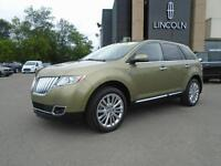 2013 LINCOLN MKX LIMITED GPS/DVD/TOIT PANO