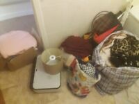 Bundle new and used womens clothes abd shoes. Designer and high street. Plus other items.