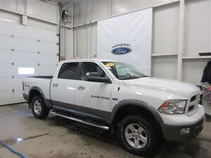 2012 Ram 1500 OUTDOORSMAN, ONLY 28, 000 KMS