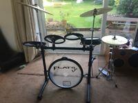 Drum Kit Arbiter Flats Lite Drum Kit Good condition. £130
