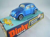 DINKY 129 VOLKSWAGEN 1300 SEDAN / BEETLE c1972 *RARE*