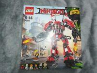 THE NINJACO LEGO 70615
