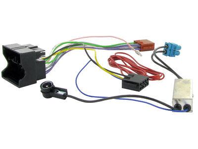AUDI A3 CD RADIO STEREO HEADUNIT ISO WIRING HARNESS LOOM LEAD ADAPTOR CT20AU03