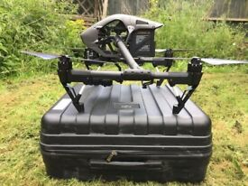 Inspire 1 PRO Black Edition - Great Condition - Very limited use