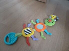 Fisher Price Pram or cot hanging activity toy