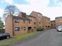 Modern 1 bedroom flat, unfurnished with private parking and gas central heating