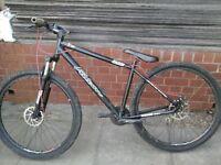 3 bikes Repairs carrera, gt aggressor, 29er ,wheels and old bike 200 ono