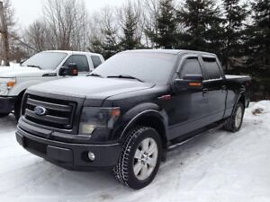 2013 Ford F-150 FX4 OFF ROAD  GPS+ CAMERA RECUL + TOIT OUVRANT +