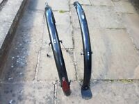 SKS mudguards. Excellent condition. Suitable for 700c wheels and tyres upto 35mm