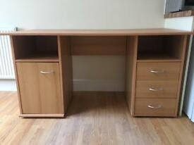 DESK AND WARDROBE FOR SALE