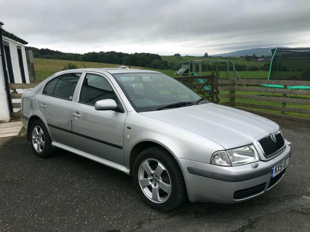 immaculate skoda octavia 4x4 turbo rare car in. Black Bedroom Furniture Sets. Home Design Ideas