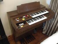 Yamaha A55 Electone Organ Keyboard