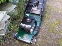 Hayter Petrol Self-Propelled Lawnmower