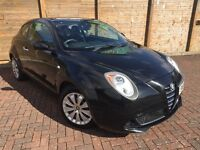 2011 (61) ALFA ROMEO TURISMO JTDM 1.3 DIESEL, FULL SERVICE HISTORY, ONLY £30 PER YEAR ROAD TAX