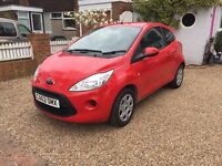 2013 FORD KA EDGE CAT D GREAT MPG £30 RD TAX 26,000 MILES DRIVES GREAT REPAIR MINOR SIDE DAMAGE ONLY