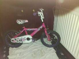 Avigo Girls bike