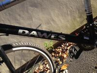 Dawes men,s bike