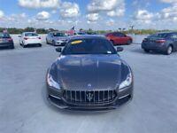 Miniature 2 Voiture Européenne d'occasion Maserati Quattroporte 2017