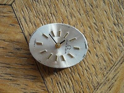 OMEGA movement  Cal. 485 for parts.