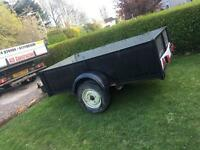 Trailer 7ft by 4ft