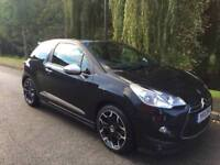 CITROEN DS3 D SPORT +THP 6 SPEED FULL MOT SERVICE HISTORY FIRST TO SEE WILL BUY