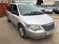 Chrysler Grand Voyager 2.8 CRD Limited p/x welcome EXCELLENT CONDITION