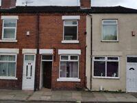 2 bed terraced house for sale in Burslem, Stoke-On-Trent